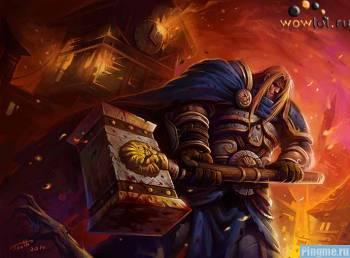 Лицензионный Warcraft Frozen Throne